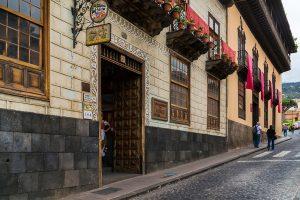 Los balcones de La Orotava