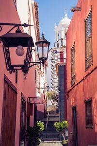 Calle en Garachico