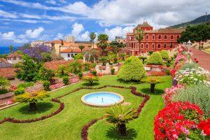 Jardines de La Orotava