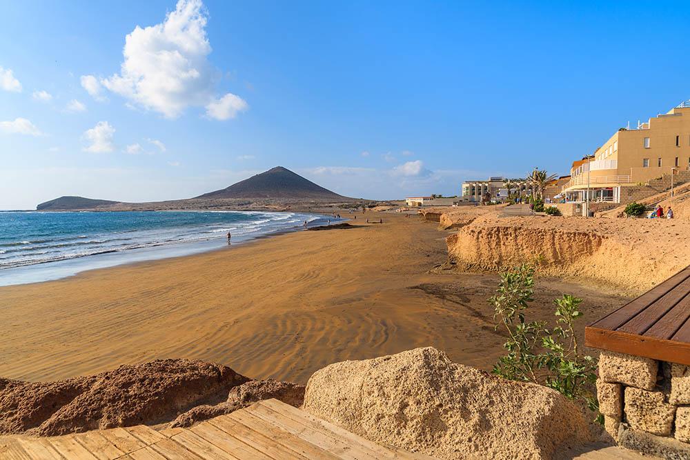 playa medano tenerife