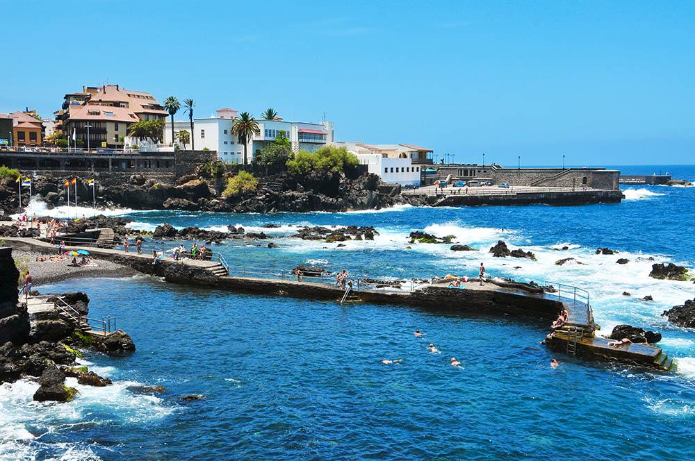 Puerto de San Telmo