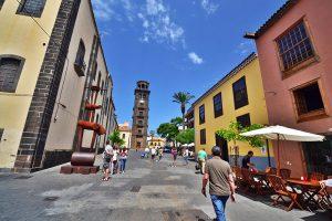 Centro Histórico de La Laguna